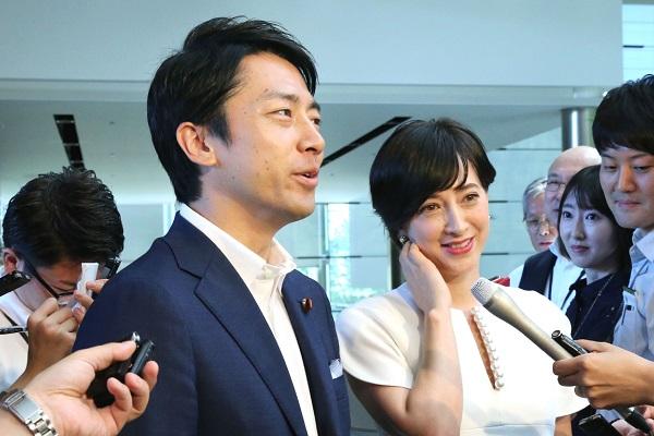 Il Giappone scopre che l'uomo può fare il papà