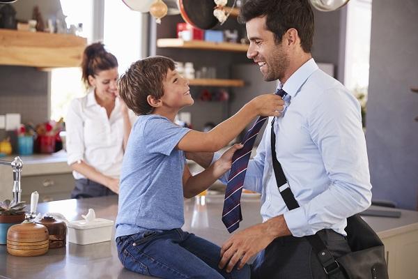 CEO e papà, la nuova vita dei manager tra lavoro e famiglia