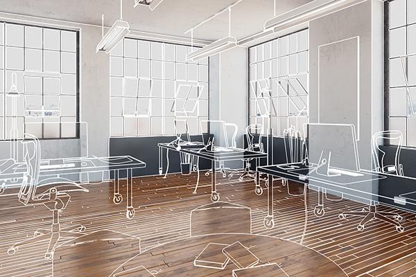 La rivoluzione degli spazi di lavoro e il nuovo senso dell'ufficio