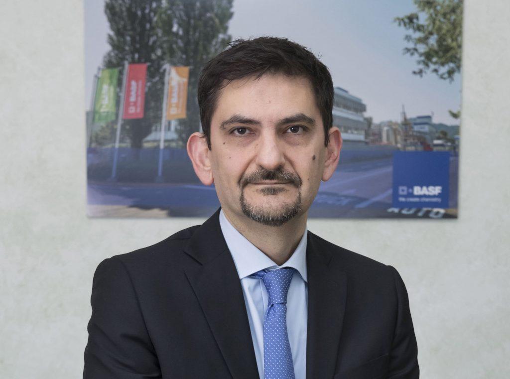 Filippo Bertacchini nuovo responsabile comunicazione di BASF Italia