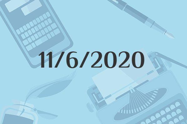 Il Buongiorno di PdM: giovedì 11 giugno 2020