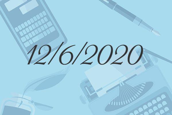 Il Buongiorno di PdM: venerdì 12 giugno 2020