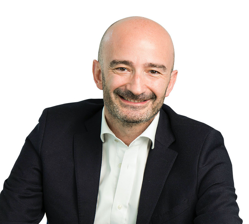 Davide Marchini è General Manager per l'Italia di Straumann