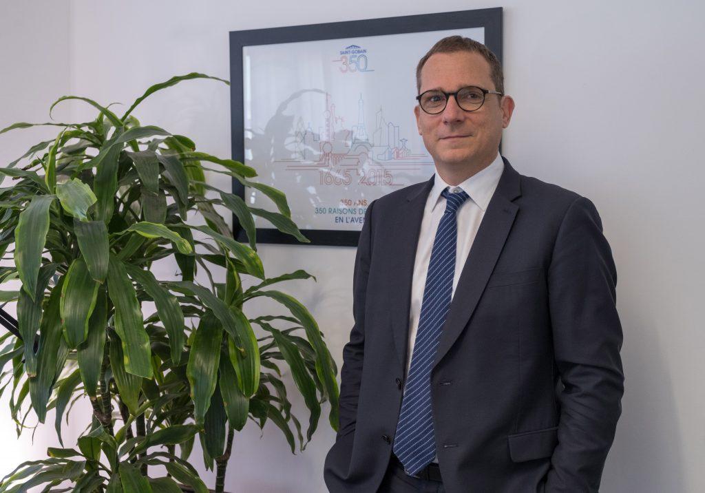 Gaetano Terrasini è CEO di Saint-Gobain in Italia