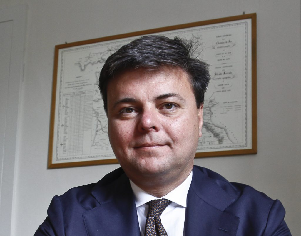 Marco Gay è il Presidente di Confindustria Piemonte