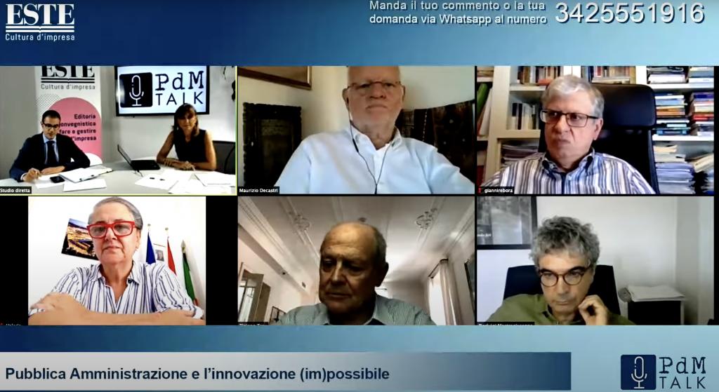 Pubblica Amministrazione e l'innovazione (im)possibile