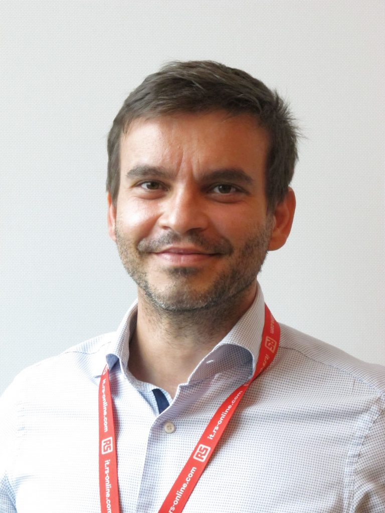 Agostino Ruggiero è Head of Product Management di RS Components