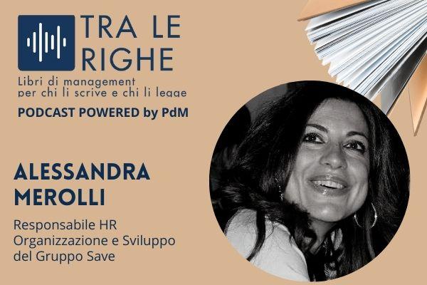 Alessandra Merolli in veste di lettrice