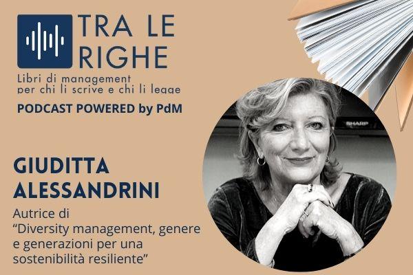 Giuditta Alessandrini e il Diversity management