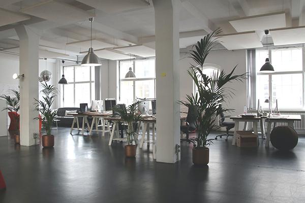 Il futuro degli uffici è il coworking