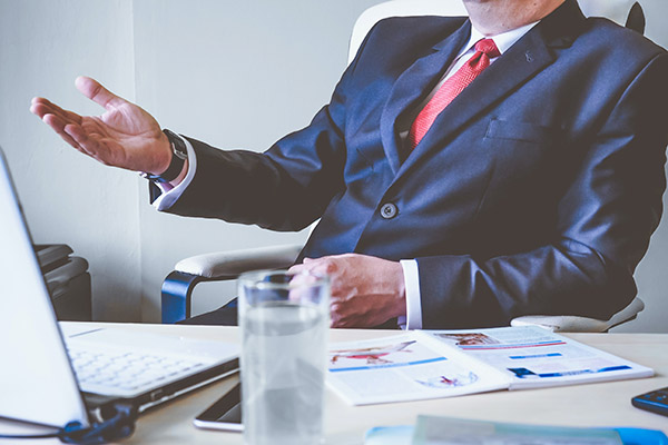 Capricci e benefit da Top manager