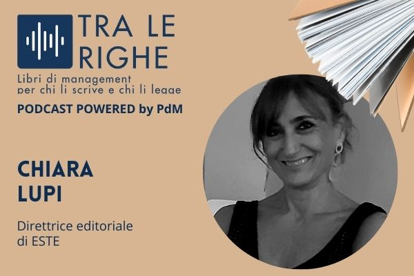 Chiara Lupi da lettrice a scrittrice