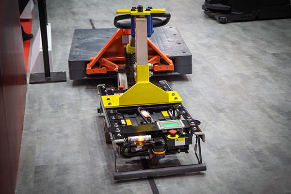 Robot omnidirezionali per l'industria manifatturiera