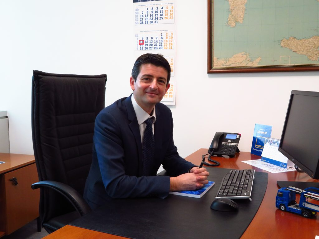Nuovo General Manager per GEFCO Italia e Gruppo Mercurio