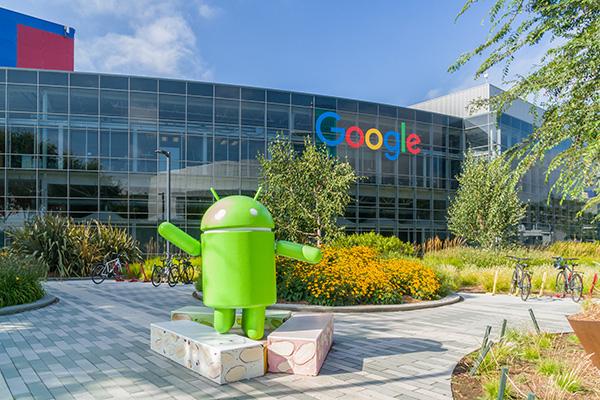 """Google e i """"compagni"""" della Silicon Valley"""