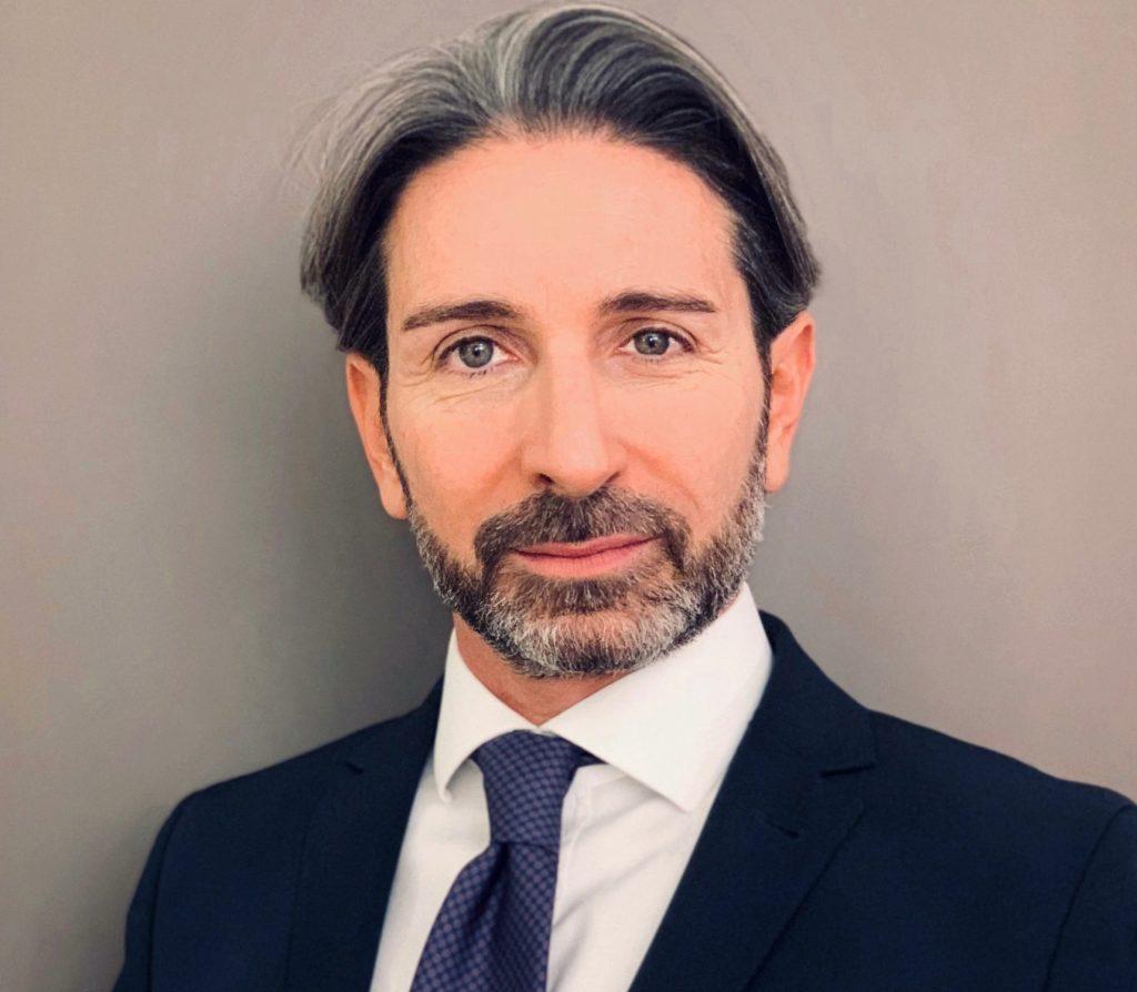 Stefano Rebattoni è AD di IBM Italia