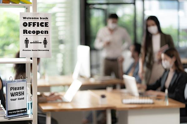 Lunga vita all'ufficio