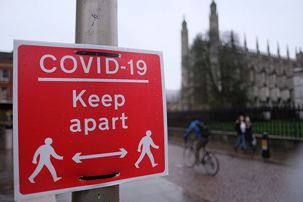 Sostegno alla ripresa, l'esempio di Londra per il post pandemia