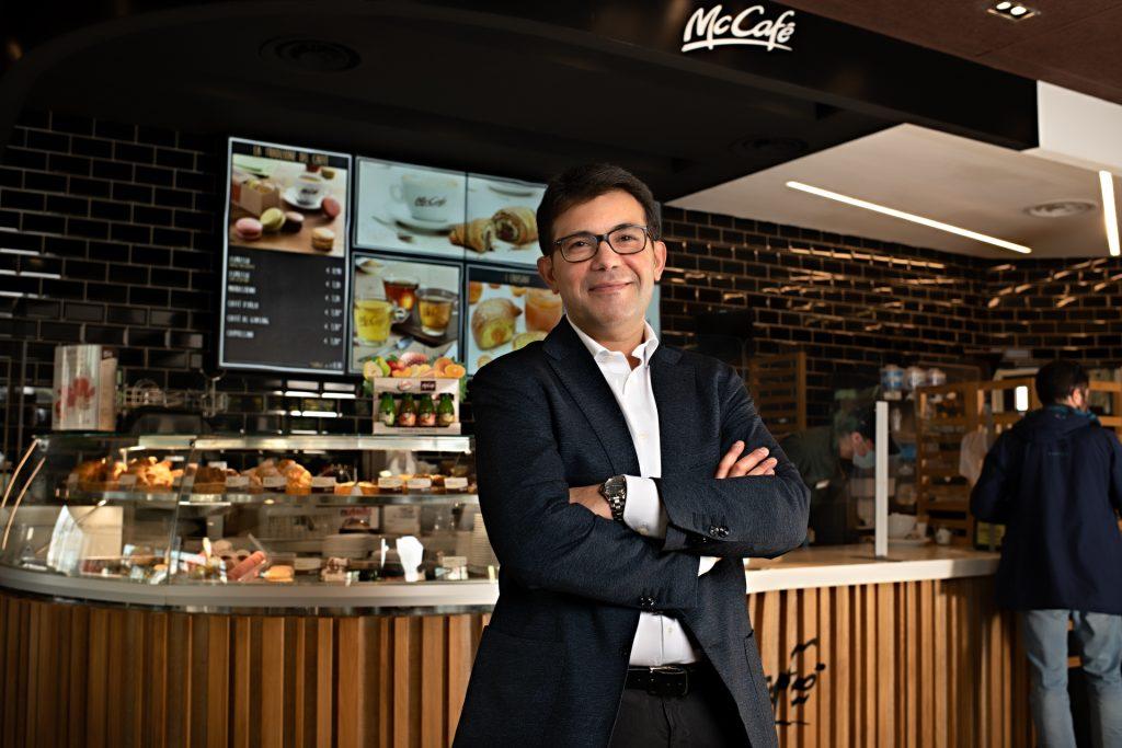 Raffaele Daloiso è Chief Marketing Officer di McDonald's Italia