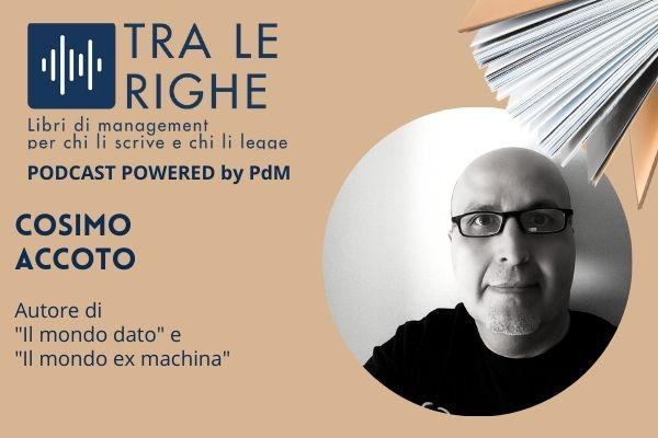 Cosimo Accoto, la filosofia e la tecnologia