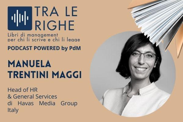 Manuela Trentini Maggi in veste di lettrice