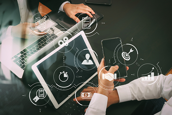Digitalizzare i flussi di lavoro per il lavoro da ogni dove
