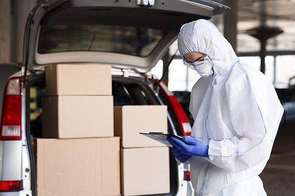 La Logistica dichiara guerra alla pandemia