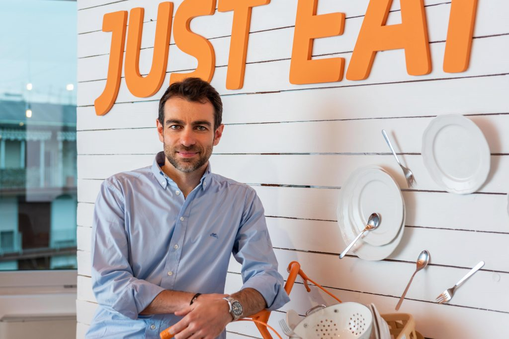 Davide Bertarini guida il Business Delivery di Just Eat Italia