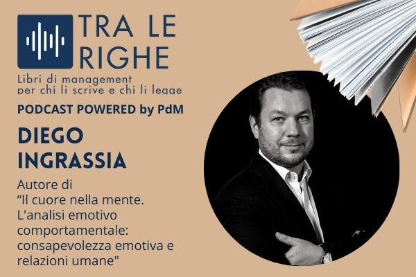 Diego Ingrassia e il cuore nella mente