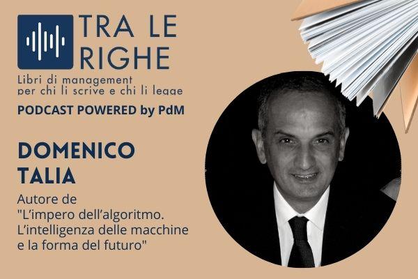 Domenico Talia e l'impero dell'algoritmo