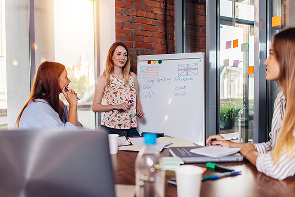 Investire, formare, crescere: i vantaggi del Business english