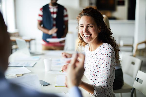 La felicità in azienda come benessere dell'organizzazione