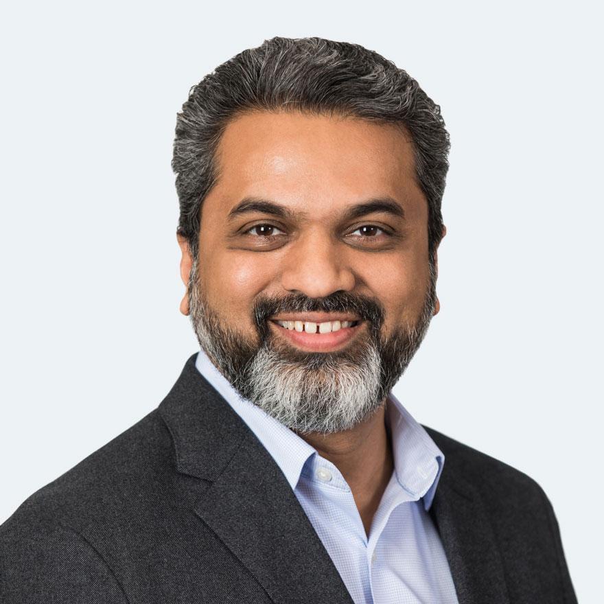Sumedh Thakar è CEO di Qualys