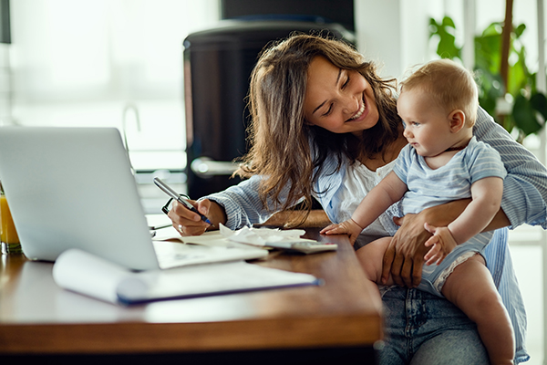 L'incremento di natalità passa dalla parità di genere sul lavoro