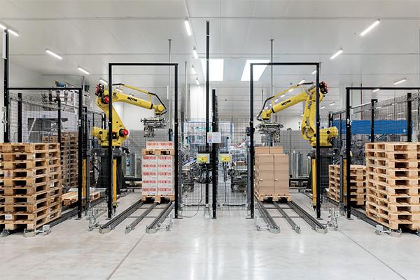 Un eco-stabilimento a elevata automazione: Fiorentini potenzia la sua produzione