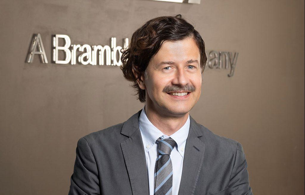 Marco Geremia è Country General Manager di CHEP Italia