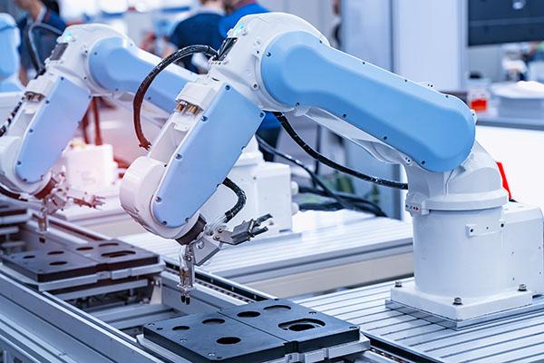 L'occupazione vien con i robot