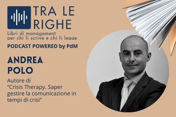 Andrea Polo e la Crisis Therapy