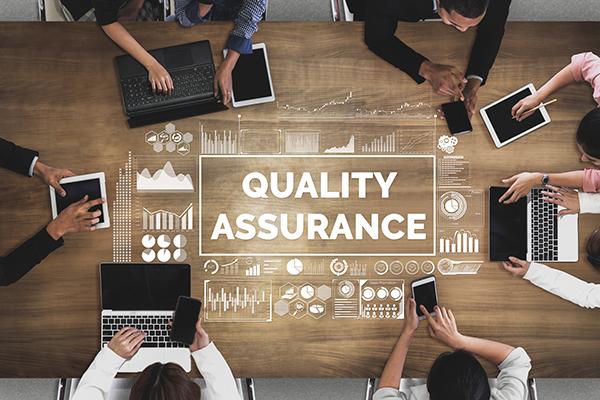 La Quality assurance per evitare errori di funzionamento inattesi