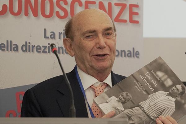 Pellegrini, un esempio per la futura classe dirigente