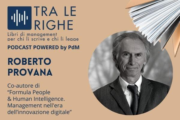 Formula People & Human Intelligence, con Roberto Provana