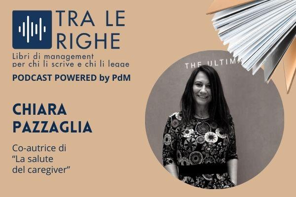 Chiara Pazzaglia e la salute del caregiver