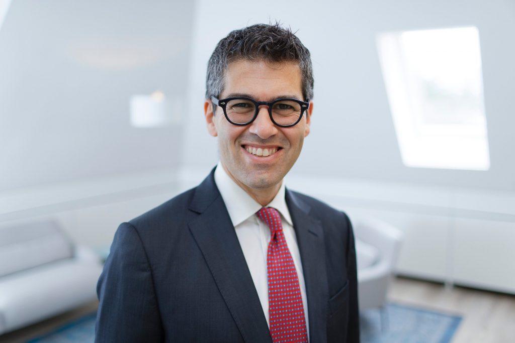 Federico Vione è Amministratore Delegato di Man At Work